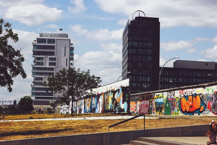 Architecture Building Exterior City Sky Day East Side Gallery The Street Photographer - 2018 EyeEm Awards
