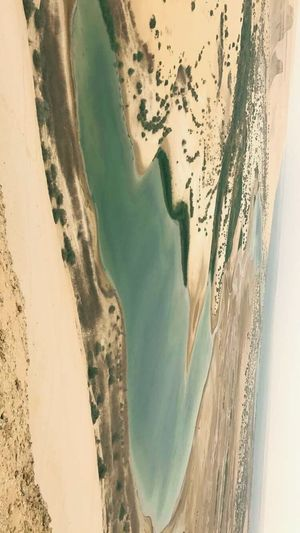 Sahara Nature Sand Landscape Beauty In Nature Scenics Tranquil Scene Aerial View Tranquility No People Outdoors Day Beach Physical Geography Sea Sand Dune Mountain Water Sky