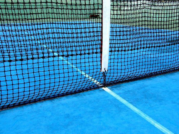 Net in sports court
