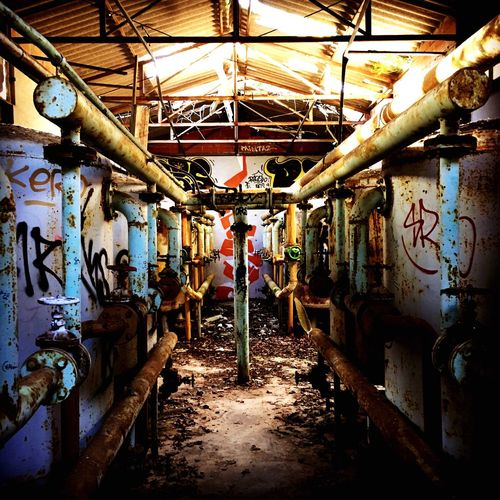 Abandoned Urbex Toulouse Urbanexploration First Eyeem Photo