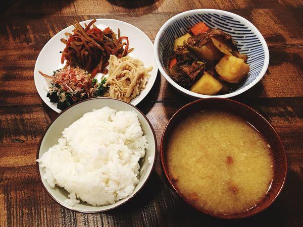 夕食 Dinner 和食 3月14日(月)