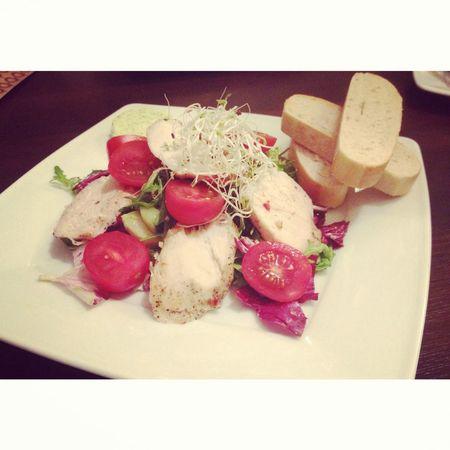 Food Salad Yummy♡ ????