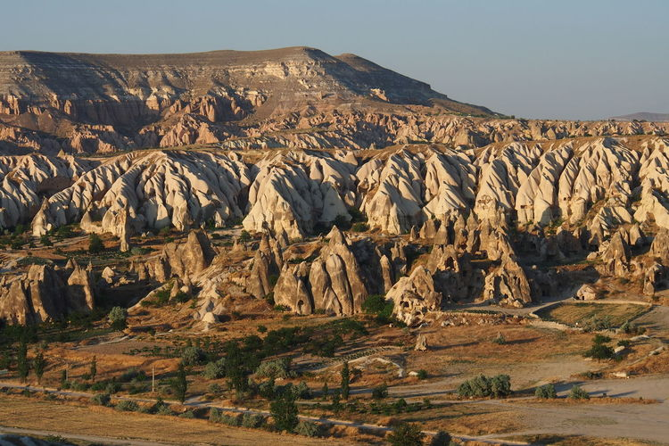 Mountain Peak Outdoors Geology Physical Geography Nature Mountain Beauty In Nature Kapadokya Capadokia,Turkey Capadoce Turkey Turkey Göreme Arid Climate Environment Rock Rock - Object Scenics - Nature Rock Formation Landscape Tranquil Scene No People Non-urban Scene Travel Destinations Tranquility Land Eroded Climate Solid Formation