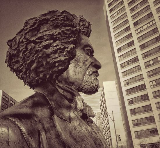 Sepia Mr. Frederick Douglass
