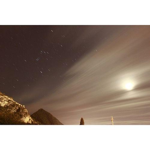 Eres un artista!!! God Xativa Cielo Sky noche peace nigth realx canon600D star luna moon ella mypicture
