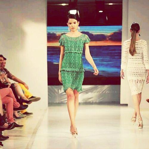 Fashion Show in Brazil, GFW . Model Fashion Week Top Model Me Good Night