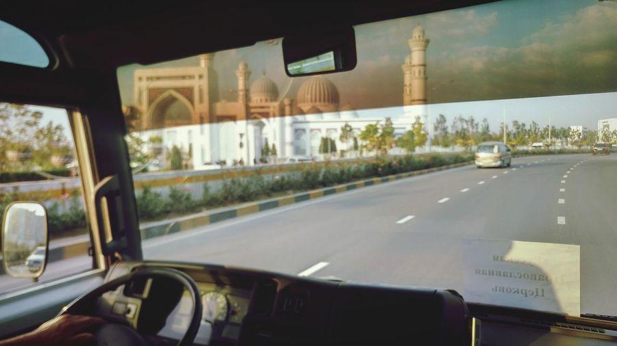 Road Window