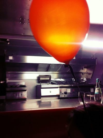 balloon at Hermès Boutique Balloon
