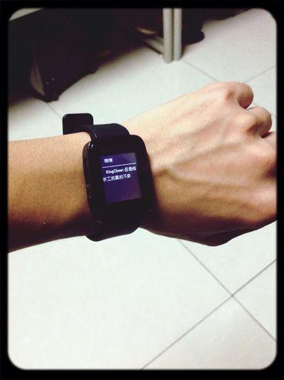 weloop 智能手表 穿戴设备 First Eyeem Photo