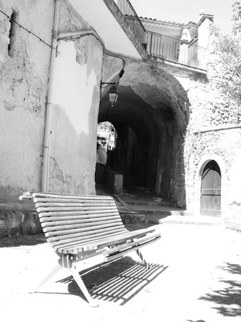 Absence Arch Architecture Black & White Black And White Blackandwhite Blackandwhite Photography Building Exterior Built Structure Day Discarded Empty France No People Outdoors Provence Wall - Building Feature Weathered Worn Out