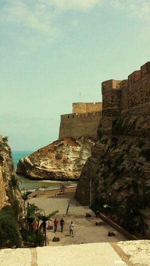 Melilla La Vieja Relaxing Melilla Playa #beach Mar Tranquilidad Vacations Vacation Time Arquitecture
