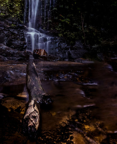 The stunning Empress falls cascades just keep falling and falling all the way in to the canyon. Beauty In Nature Blurred Motion Fine Art Photography Flowing Water Forest Landscape Photography Long Exposure Motion Nature No People Outdoors Rock - Object Scenics Tranquil Scene Tranquility Travel Australia Tree Water Waterfall Place Of Heart The Great Outdoors - 2017 EyeEm Awards