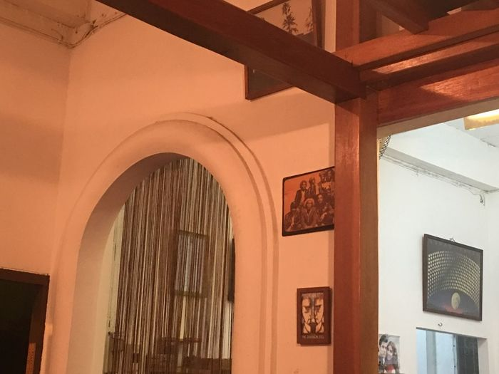 Arch Architecture Built Structure Low Angle View Indoors  Window No People