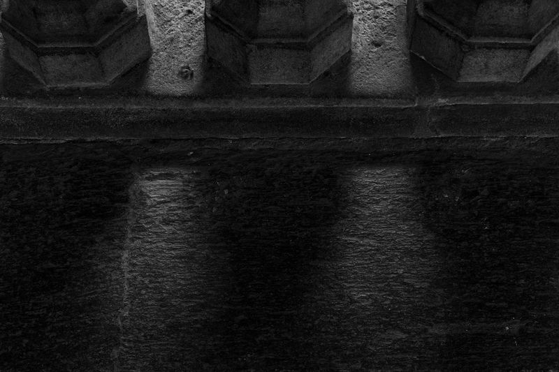 Balustrade Darkness Film Noir In The Dark Old Buiding Textures And Surfaces Architecture Black And White Friday Brera Pinacoteca Built Structure Darkness And Light Film Noir Style Milanocity Mysterious Mystery No People Outdoors Pale Light Shadow Sidelight Stone Material Stone Surface Backlight