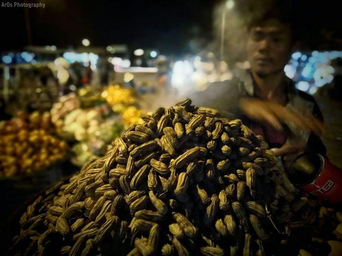 Peanut Stall Myanmarstreetphotography