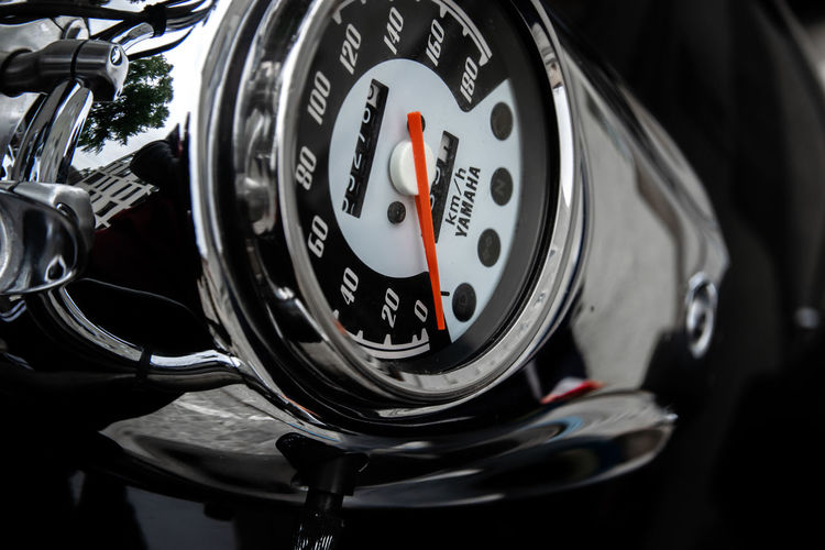 Close-up No People Indoors  Number Focus On Foreground Land Vehicle Technology Metal Shape Mode Of Transportation Speed Transportation Red Reflection Car Speedometer Design Selective Focus Equipment Time Steel Electrical Equipment