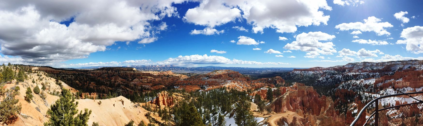 Bryce Canyon Western America Amazing View