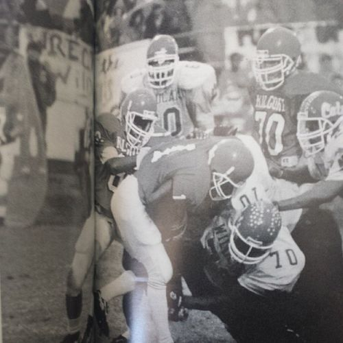 Big70 in on the tackle for loss! Playoffs TXHighschoolFootball Ss Tbt