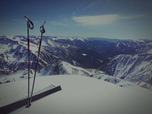 Winter Snow ❄ Mountains