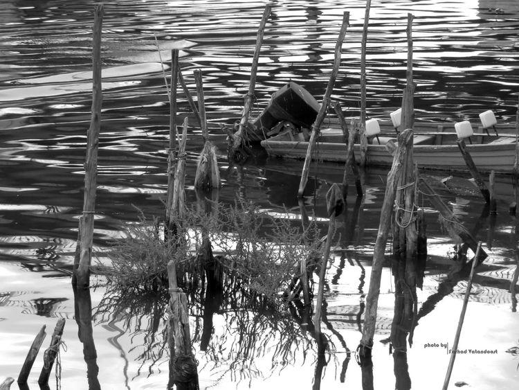 Lagoon Boat Canon Sx50 Canon Port Of Anzali Iran Guilan 😊💝😏 Good Night Iran Street Photography Anzali,gilan, Iran Iran بندر_انزلي گیلان Blak And White