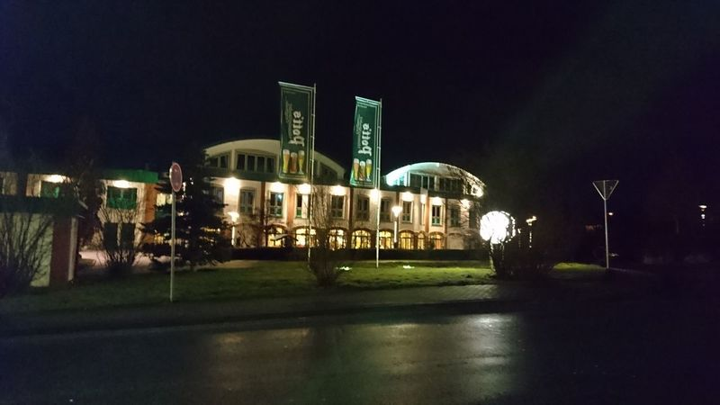 Pott's Brauerei Oelde Hanging Out Taking Photos Mysmartphonelife My Perspective My Point Of View Night Night Lights Nightphotography Night Photography Night View Night Out XperiaZ5 City