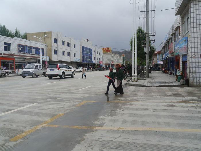 Architecture Building Exterior Built Structure Monastry Road Tibet Tibetan  Tibetan Buddhism Tibetanterrier