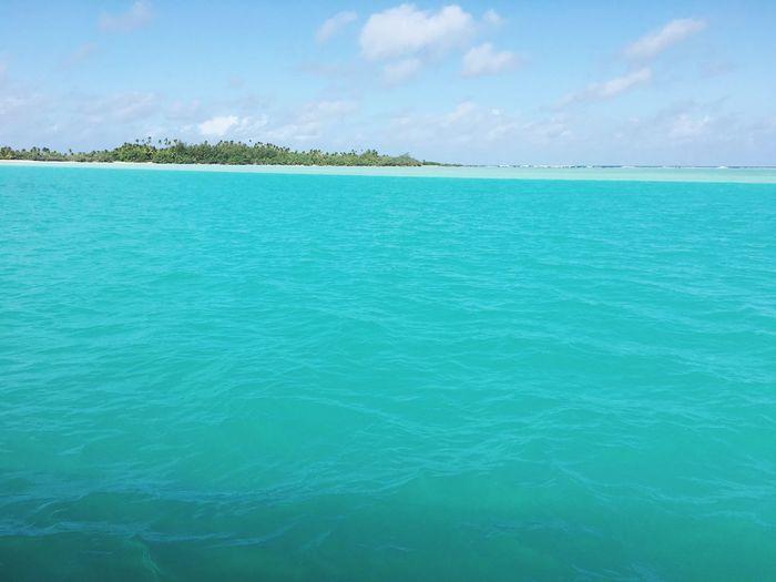 Aitutaki Sea Cookislands