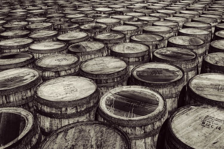 Whiskey Barrels Amateurphotography Leading Lines Circles Booze Sony A7 Distillery Composition Repetition Freelance Life Streetphotography Eye4photography  Vintage EyeEm Best Shots Light And Shadow Scottish Highlands