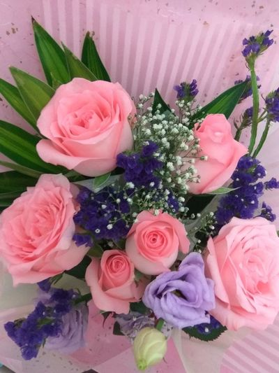 Flowers from