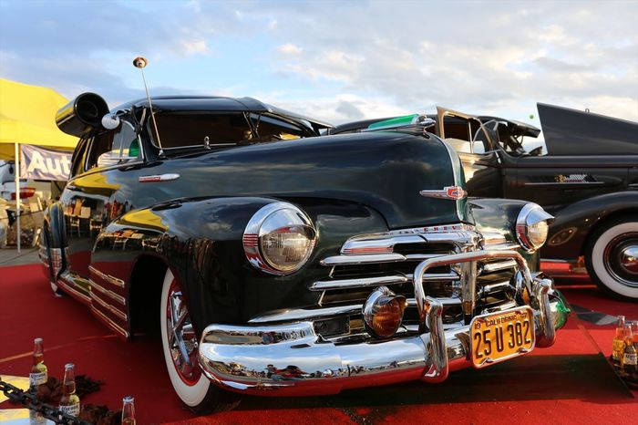 Vintage Chevrolet!! カッコ良すぎ(´∀`*) Car Vintage Car Japan Taking Photos