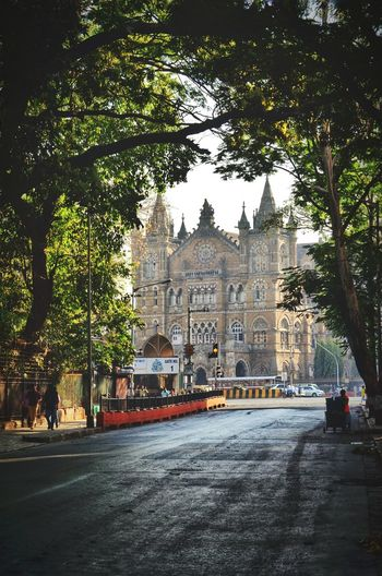 The Bombay Life... Architecture City Travel Destinations MumbaiDiaries Mumbaistreets CST STATION AWESOMENESS The Incredible INDIA Morningwalk Photowalk Streetphotography Street Light Personal Perspective