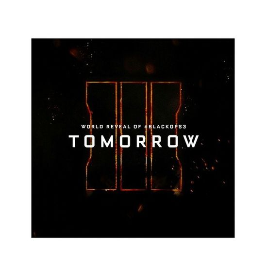 Tommorow is the big day other then @oli.cj bday its the raveal of the Blackops3 Trailer The hype is real 😄 Follow @callofduty for more info for the trailer of bo3 And follow @omgimalia for full coverage over the trailer in depth