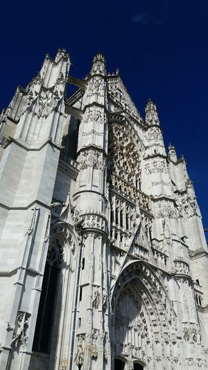 Gothic Art Medieval Architecture Gothic Church Architecture Gothic Architecture Architecture_collection Light And Shadow Beauvais Cathedral Cathédrale De Beauvais