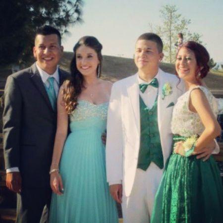 TBT  PromNight ClassOf2013 Memories @elyjahstayraude @mallloryquinn @arturojr22