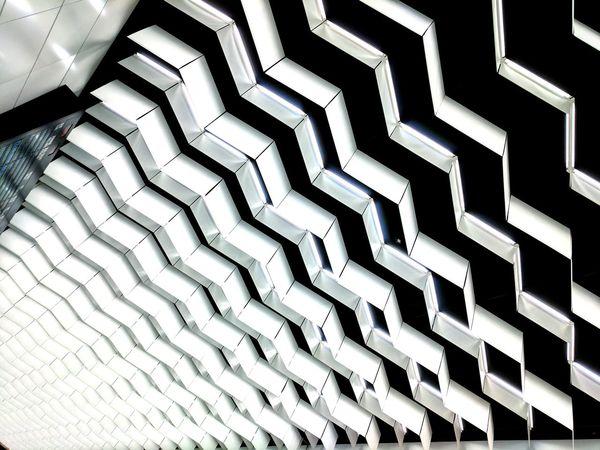 Aeropuertos Japan Arquitecture Pattern No People Backgrounds Indoors  Day Tokio