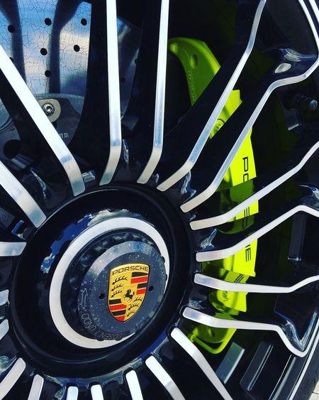 Porsche 918Spyder Car Wheel