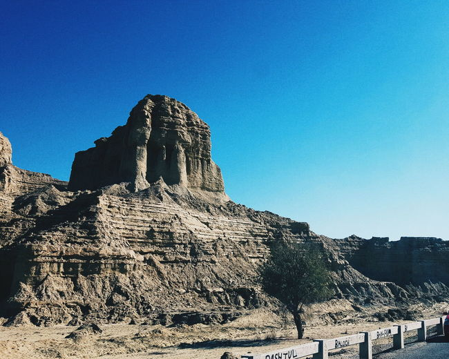 """Unknown Structure near """"Princess of Hope"""" Balochistan VSCO Travel Photography Mobilephotography Unkown Thing Landscape_photography Pakistan"""
