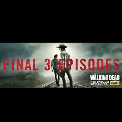 No way my favorite show is about to end! ????? @amcthewalkingdead Thewalkingdead AMC