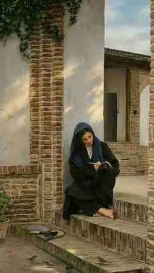 انته والخذاك اثنينكم بالنار....واليحضر عرسكم الله لا يوفقه