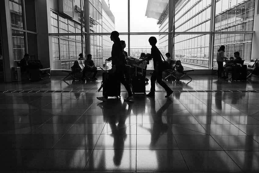 Airport City Life Eye4photography  EyeEm Best Shots EyeEm Gallery Modern Passing By