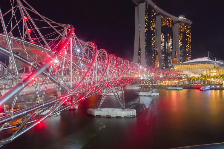 Helix Bridge,