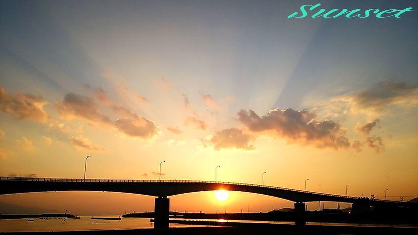 Sunset Healing Miyazaki Kushima Yuka  Relaxing 夕凪