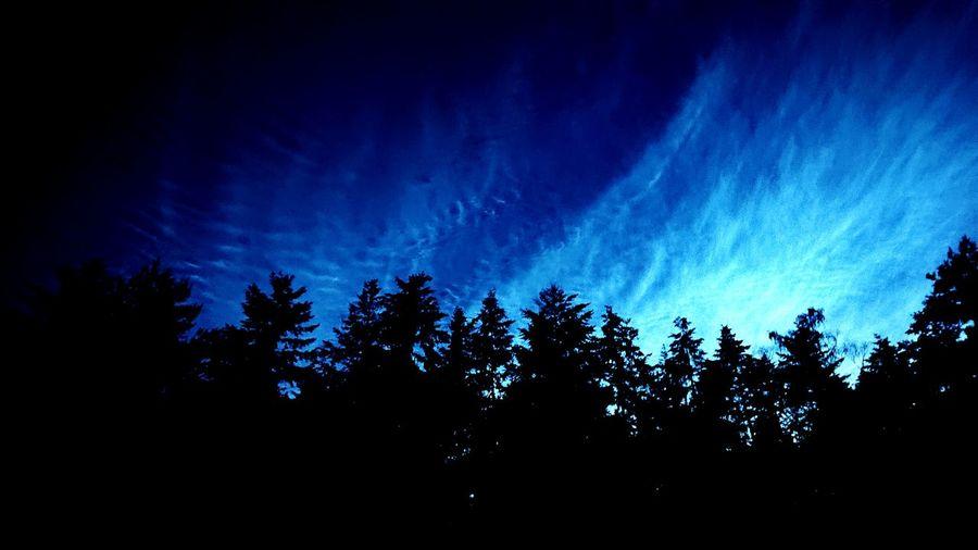 Shining Clouds