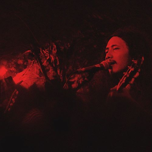 Last Night Thesigit Concert VSCO Stagephotography Rocknroll Band Guitar Psychedelic
