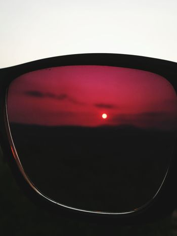 Glasses Glasses 👓 Glasses :) Glasses👌 Glasses Reflect Glasses Reflections Sunset Sunset_collection Sunset_captures Sunset Lovers Circle Landscape Sky Scenics Outdoors No People Nature Beauty In Nature Photography Themes Close-up Day Montain View Mix Yourself A Good Time EyeEmNewHere