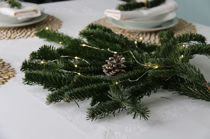 Christmas vibes Christmas Christmas Tree Christmas Decoration Celebration Table Indoors  Christmas Ornament No People Holiday - Event Fir Tree Close-up Tradition