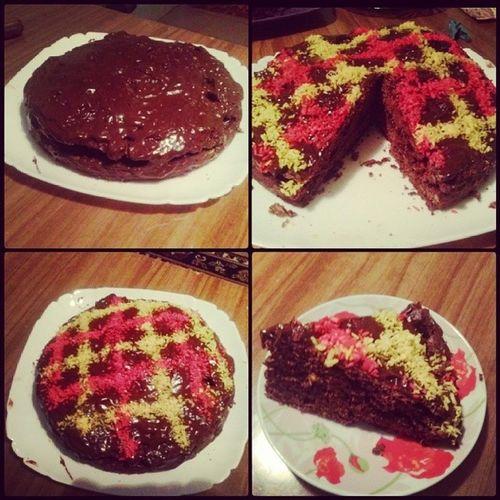 Мой будущий муж, в любом случае будет любить сладкое! )))Опять на ночь глядя, появилось желание приготовить что-то сладкое. люблюготовить шоколадныйторт