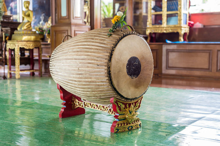 Close-up Culture Day Focus On Foreground Indoors  No People Tapon Thai Thai Music Instrument Thailand