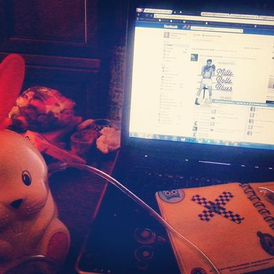 Ok Mr Carrots! Io lavoro, tu mi aiuti a respirare, intesi? PC Colourmyseptember Bunny  Yellow journal