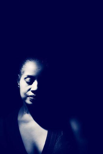Kindofblue The Portraitist - 2014 EyeEm Awards Light&shadow Fashion&love&beauty Portraits